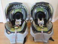 Graco Snugride 35  Infant Carseat and Base