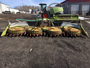 2011 Claase Orbis 600 Corn Straight Cut Header