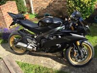 Yamaha r6 2009 Fsh, immaculate! Low miles.