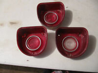 old tail lights