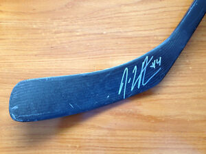 Hockey signé Jean-Gabriel Pageau Senators Signed Hockey stick