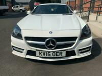 2015 Mercedes-Benz SLK 1.8 SLK200 BlueEFFICIENCY AMG Sport Edition 125 7G-Tronic