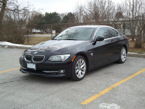2011 BMW 3-Series 328XI Coupe