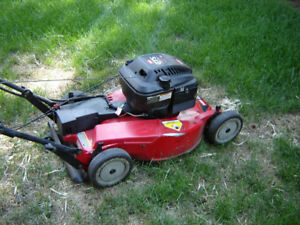 "Toro Lawnmower Self-Propelled  ""Personnel-Pace""  Elec. Start"