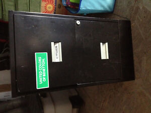 Student office filing cabinet