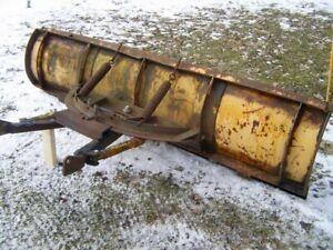 Myers snow plow