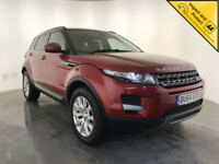 2014 64 RANGE ROVER EVOQUE PURE T SD4 DIESEL 1 OWNER SERVICE HISTORY FINANCE PX