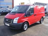 2011 FORD TRANSIT 2.2 TDCi 260 Low Roof Panel Van Duratorq 3dr SWB