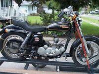 1977 Harley Sportster 1000