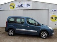 Citroen Berlingo Peugeot Partner Diesel Wheelchair Accessible Disabled WAV Car
