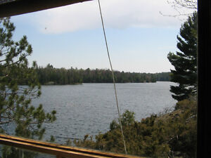 COTTAGE FOR RENT LANG LAKE BETWEEN ESPANOLA & MANITOULIN