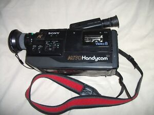 Sony CCD-V5 Handycam With Accessories