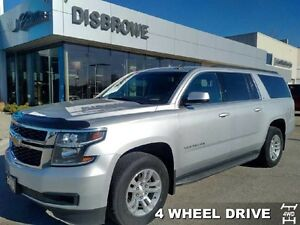 2015 Chevrolet Suburban LT   Leather, Sunroof, Remote Start