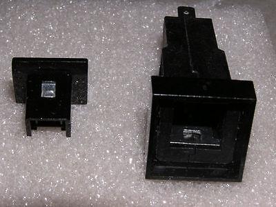 Sencore Oscilloscope Replacement Fuse Holder Square Fuse Holder Panel Mount