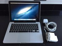 "Apple MacBook Pro A1278 13.3"" 2.6Ghz Core 2 Duo 2GB Ram 160GB HD"