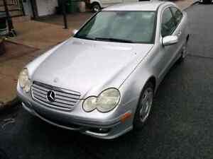 2005 Mercedes Kompressor C230 5500 nego