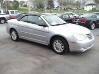 2008 Chrysler Sebring Convertible FULLY LOADED!!! AUTOMATIC!! Cape Breton Nova Scotia Preview