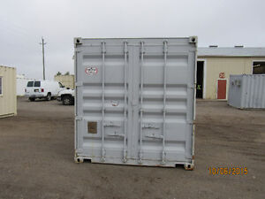 20' Used Repainted Sea/Cargo/Storage Container Kitchener / Waterloo Kitchener Area image 3