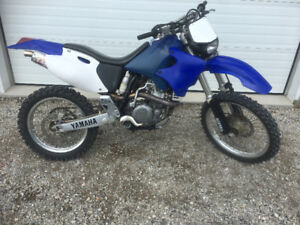 1999 WR400, freshly rebuilt top end, upgrades, ownership in hand