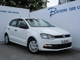 2016 16 Volkswagen Polo 1.0 TSI ( 60ps ) ( a/c ) S for sale in AYRSHIRE