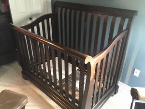 Young America Solid Wood Crib