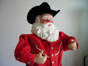 REDUCED - Singing Dancing Santa