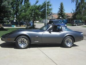 1979 Chevrolet Corvette Coupe Coupe (2 door)