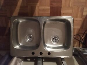 SINK's stainless steel