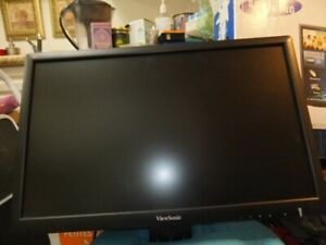"FOR SALE Viewsonic Monitor 27"" diagonal $50"