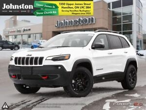 2019 Jeep Cherokee   - Navigation -  Uconnect - $128.32 /Wk