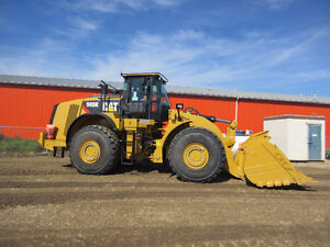 2014 CAT 980K Wheel Loader