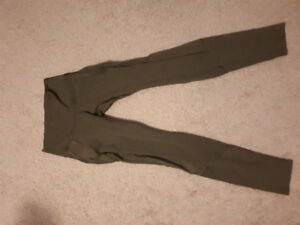 lululemon leggings size 6