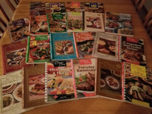 Cookbooks - Company's Coming and many others