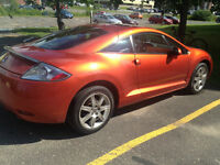 2008 Mitsubishi Eclipse GT: Trade with Wrangler
