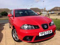 2008 Seat Ibiza1.4 Sport 35k miles