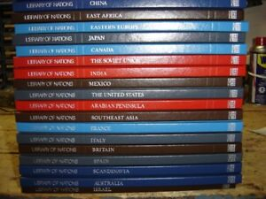 Library of Nations--20 book set