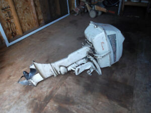 Outboard motor 5 HP