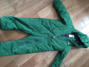 North Face winter snowsuit 18-24 mo