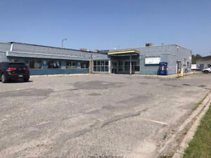 Large Commercial Space - office, storage, kitchen and more!