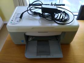 Hp Deskjet F2280 - Printer, Scanner and Copier