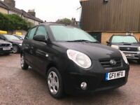 KIA Picanto 1.1 Domino 5dr£3,195 one former keeper