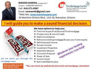 Contact me for Guaranteed* Mortgage or Secured Loan