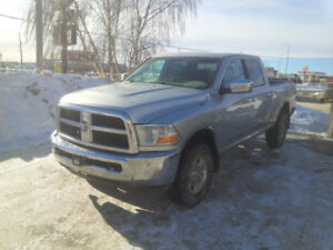 2010 Dodge Power Ram 2500 sport Pickup Truck
