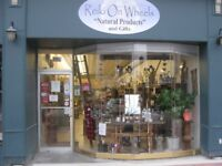 VEGAN FOODS @ Reiki On Wheels Natural Products & Gifts