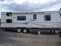 TERRY 2004 28FT CAMPER!!