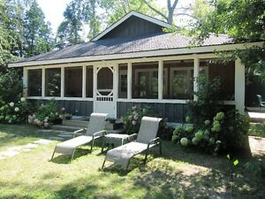 Coach House on Lake Front Property in Port Elgin