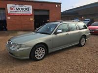 2002 Rover 75 Tourer 2.0 CDT 1950cc auto Connoisseur SE **DEPOSIT NOW TAKEN **