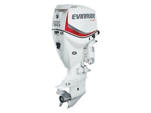 2016 Evinrude 150 HP OUTBOARD