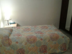 Furnished bedrooms available for 2 Working females