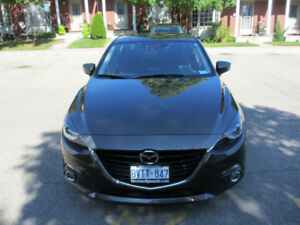Mazda 3 Gt sports premium package 1 year warranty left